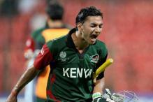 Kenyan Tanmay Mishra relishes IPL challenge