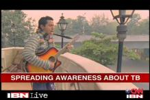 Superhero 'Balgam Bhai' spreads awareness on TB