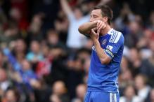 Terry set for two-month lay-off with knee injury