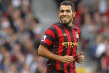 Mancini treated me like a dog, claims Tevez
