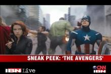Sneak peek: The Avengers