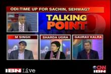 Has time run out for Sachin and Sehwag in ODIs?