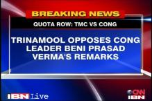 TMC takes on Cong over Muslim quota promise