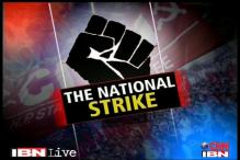 Trade union strike total in Kerala