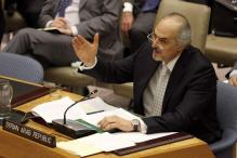 Syria troops push back rebels as UN fight looms