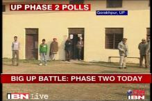 UP: 7.4 pc voting registered in morning polling