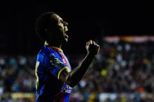 Malaga rout Zaragoza 5-1 to go fifth, Levante win