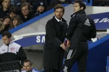 Lampard admits having issues with Villas-Boas