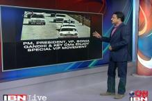 Embassy car attack raises VIP security scare in Delhi