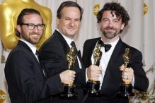 Oscars: Onstage speech for Visual Effects