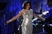 The music industry mourns Whitney Houston's death