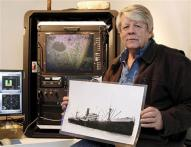 Treasure hunter says he found $3bn WWII wreck