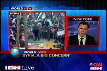 World View: Will Syria go the Libya way?