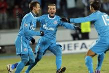 Shirokov scores late as Zenit beat Benfica 3-2