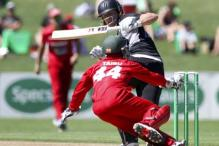 NZ beat Zim by 202 runs to sweep ODI series