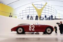 In pics: The Casa Enzo Ferrari Museum in Italy