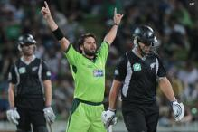 Afridi pulls out of National T20 tourney