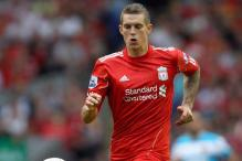 Injured Agger out for weeks, doubts over Gerrard