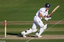 Strauss, Trott hit tons in SL tour match