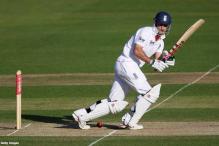 Strauss, Trott hit tons in SL tour match