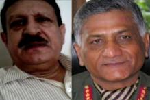 Defamation case filed against Gen VK Singh