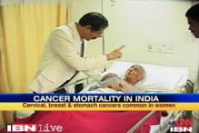 6 lakh Indians died of cancer in 2010: report
