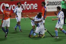 Chandigarh beat Mumbai 4-3 to enter semis in WSH