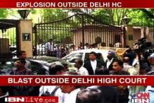 Delhi HC blast: Custody of 2 suspects extended
