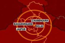 4.9 earthquake rocks Delhi-NCR, 5 injured