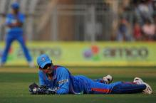 Dhoni plays down fatigue factor