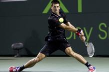 Djokovic through to Key Biscayne final