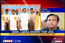 DMK, TMC warn UPA on SL war crimes, NCTC