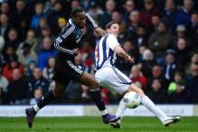 Chelsea suffer shock defeat at West Brom