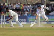 Sri Lanka beat England to win first Test