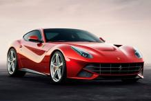 Ferrari unveil their fastest car - F12berlinetta