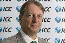 Giles Clarke chosen as ECB chairman, again