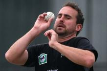 Gillespie recalled to New Zealand squad