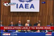 IAEA meet on Iran in Vienna today