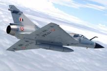 IAF Mirage 2000 crashes, pilot safe