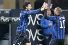 Inter break five-game losing streak with draw