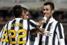 Juventus seal five-star win against Fiorentina
