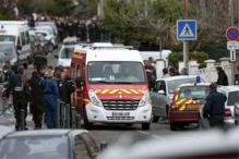 Gunman kills 4 outside Jewish school in France