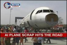 Delhi: Scrap dealer sets off a plane crash scare
