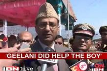 Geelani's LeT connection is being investigated: Wani