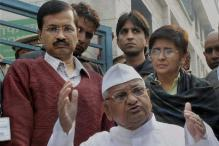 Anna backs Kejriwal over remarks against MPs