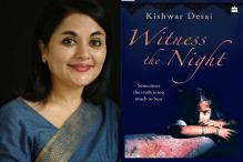 Kishwar Desai talks of surrogacy, IVF in new book