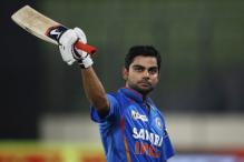 Kohli ideal for number three slot: Ganguly