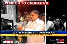 ED begins probe into assets of Kripashankar