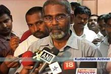Kudankulam: Activist Udaya Kumar withdraws fast