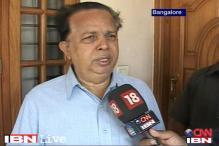 Ex-ISRO chief challenges govt order to debar him
